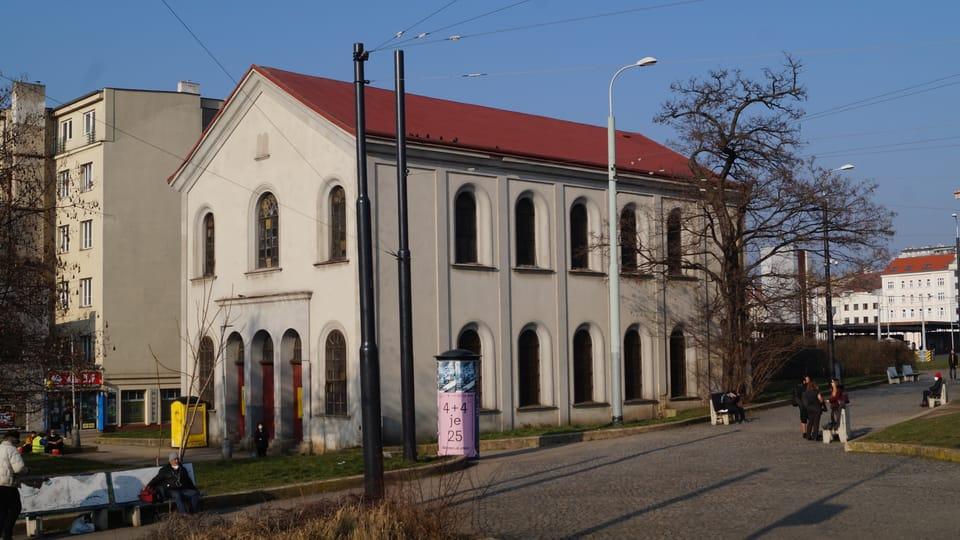 Neue Synagoge   Foto:  Radio Prague International