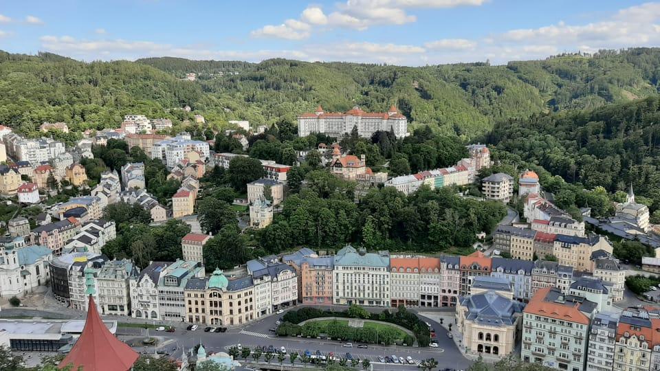 Karlovy Vary | Foto: Libor Kukal,  Radio Prague International