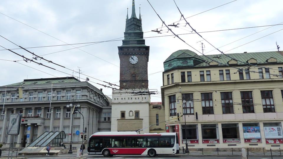 Grünes Tor  (Foto: Klára Stejskalová)