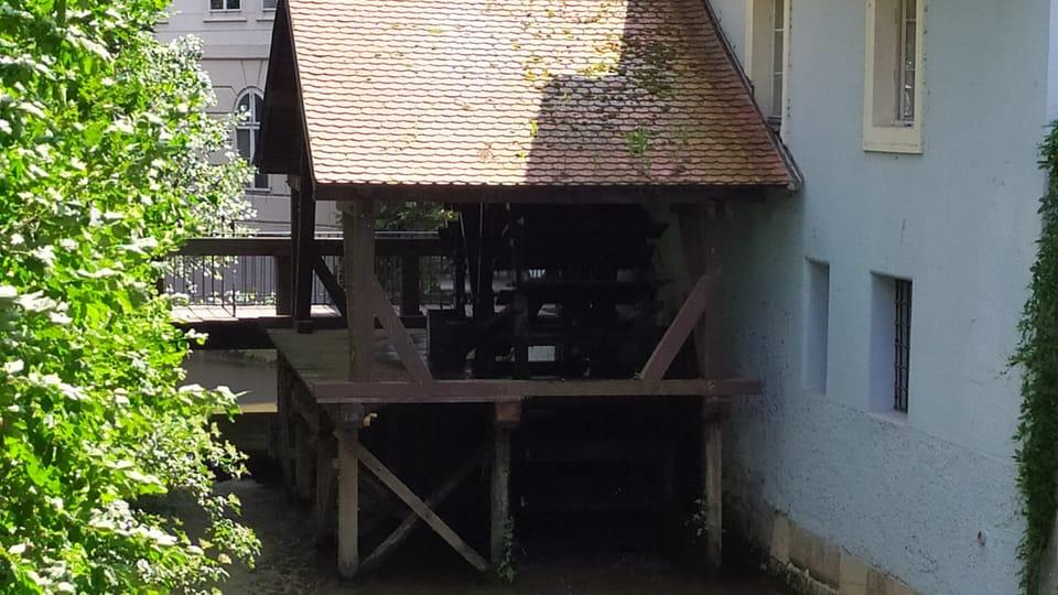 Mühle Huť  (Foto: Magdalena Hrozínková)