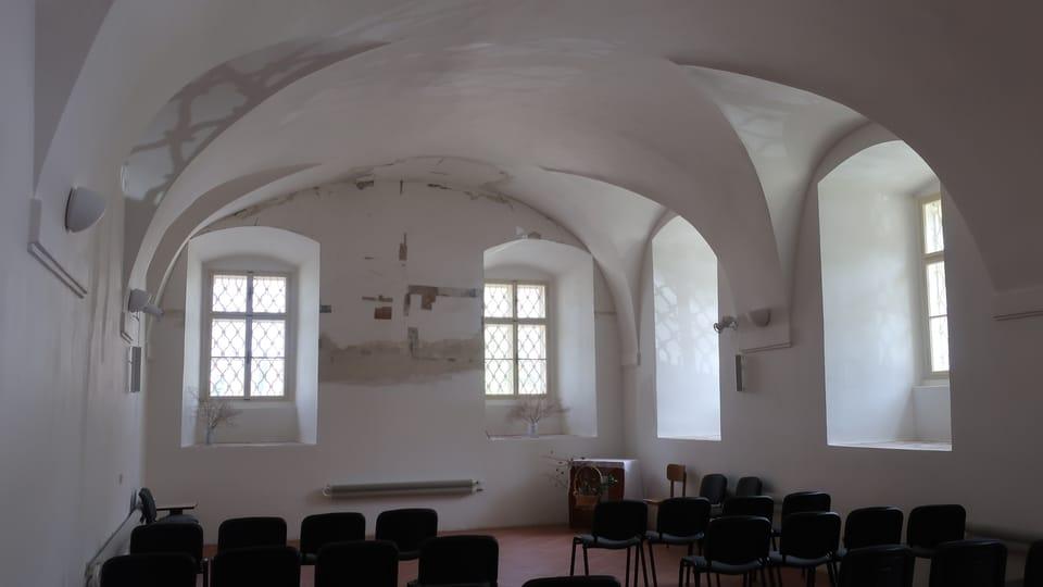 Kloster Hájek | Foto: Martina Schneibergová,  Radio Prague International