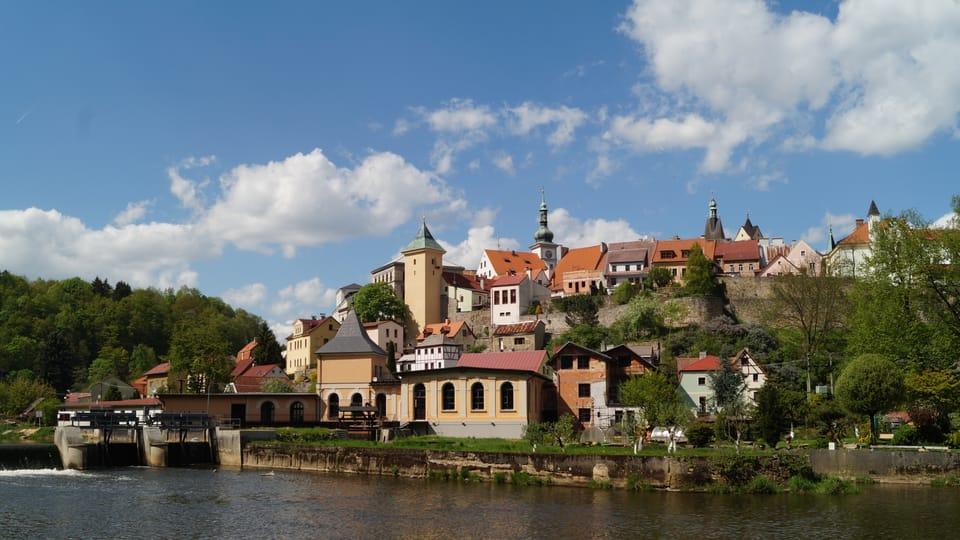 Stadt Loket / Elbogen  (Foto: Archiv des Tschechischen Rundfunks - Radio Prague International)