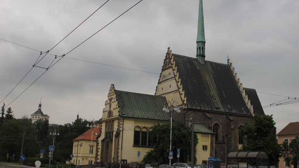 St.-Bartholomäus-Kirche  (Foto: Kristýna Maková)
