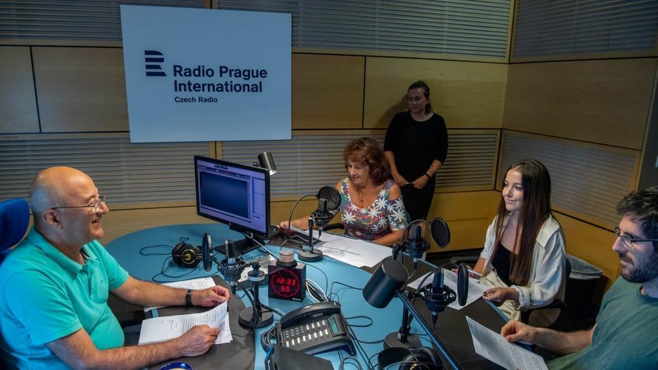 Foto: Khalil Baalbaki,  Tschechische Rundfunk