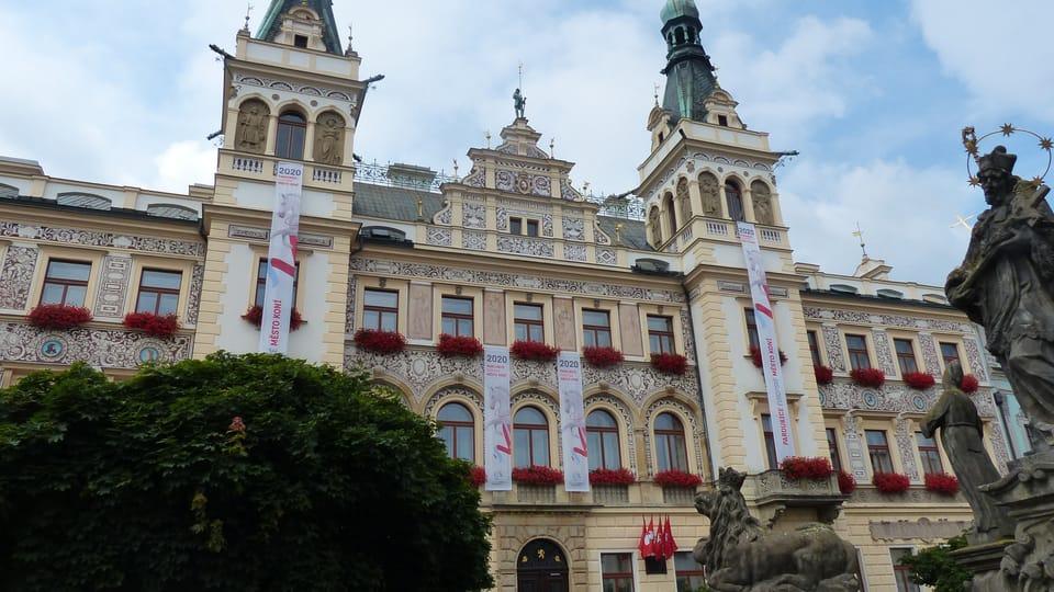 Rathaus  (Foto: Klára Stejskalová)