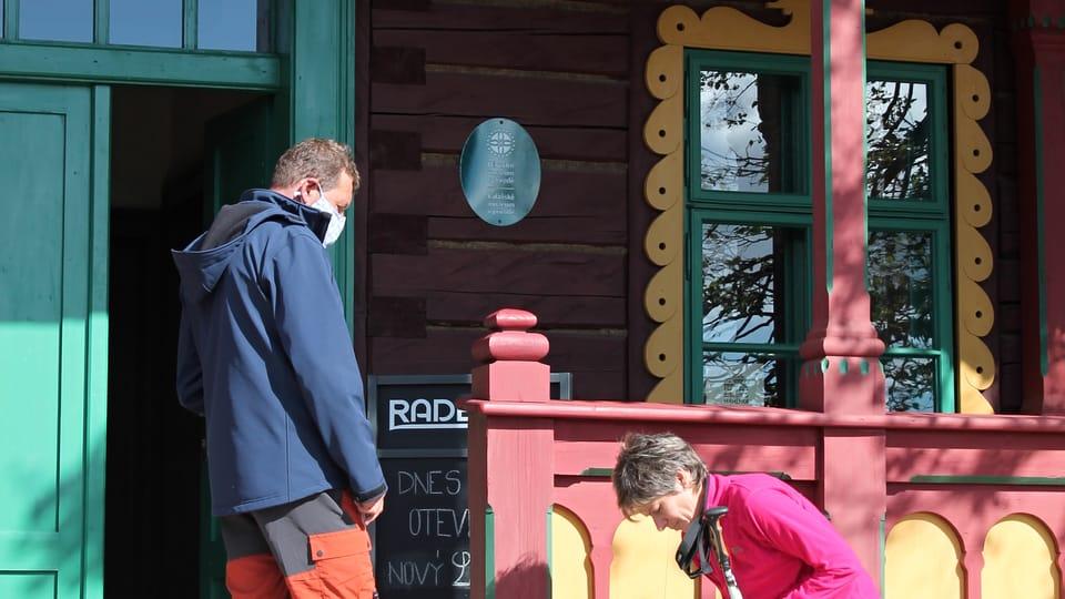 Berghütte Libušín  (Foto: Ondřej Tomšů)