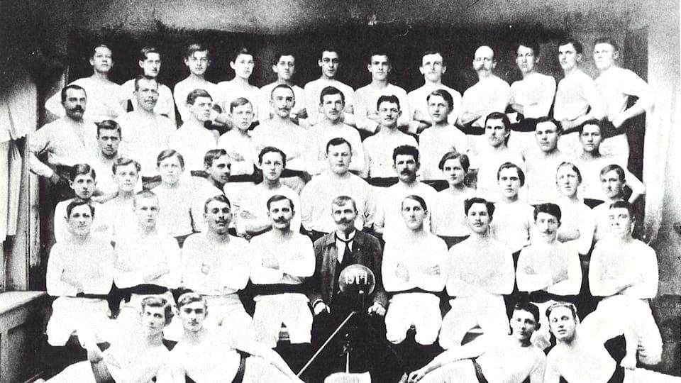 ATUS Jägerndorf 1914  (Foto: Archiv der Seliger-Gemeinde)