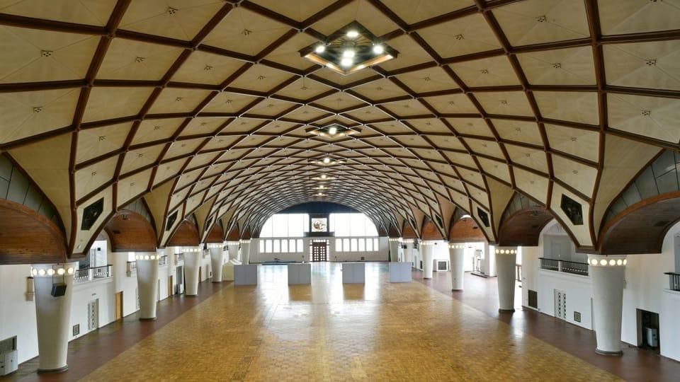 Industriepalast  (Foto: Tomáš Vodňanský,  Archiv des Tschechischen Rundfunks)