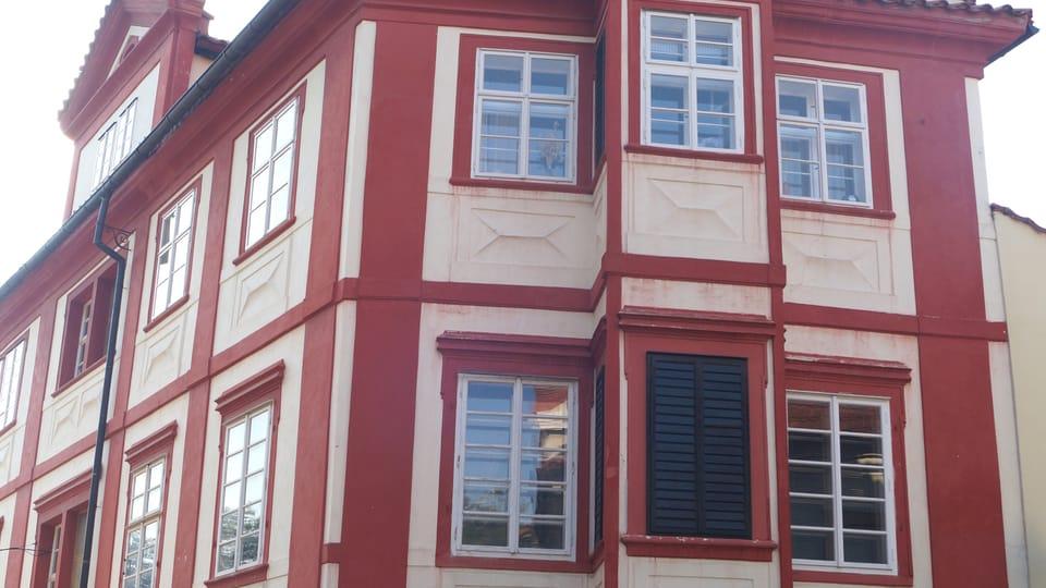 Haus Zur goldenen Traube  (Foto: Archiv des Tschechischen Rundfunks - Radio Prague International)