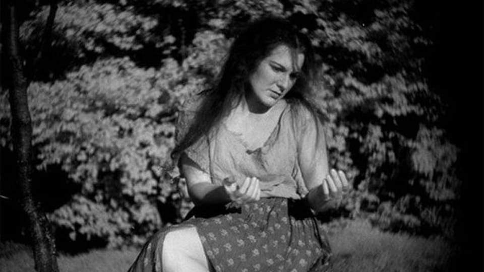 """Verfilmte Version des Romans """"Die Großmutter""""  (1940). Foto: Tschechisches Fernsehen"""