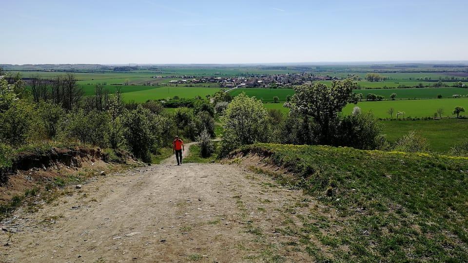 Weg auf den Říp  (Foto: Štěpánka Budková)