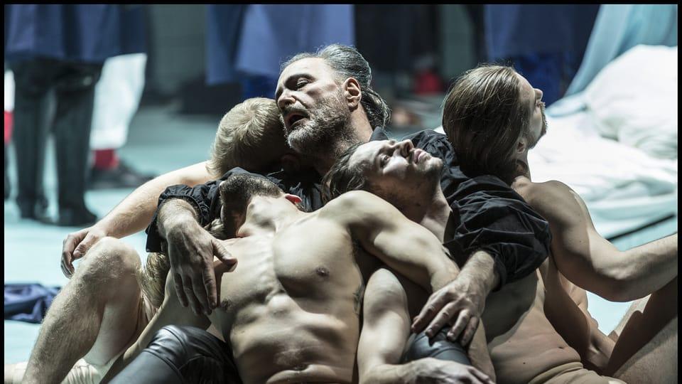 Billy Budd  (Foto: Patrik Borecký,  Archiv des Nationaltheaters)