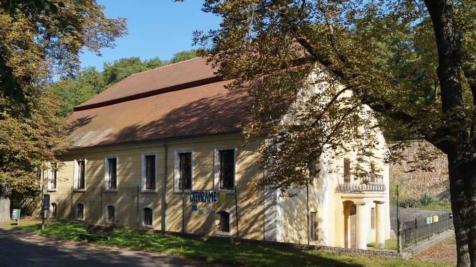 Löwit-Mühle   Foto:  Radio Prague International