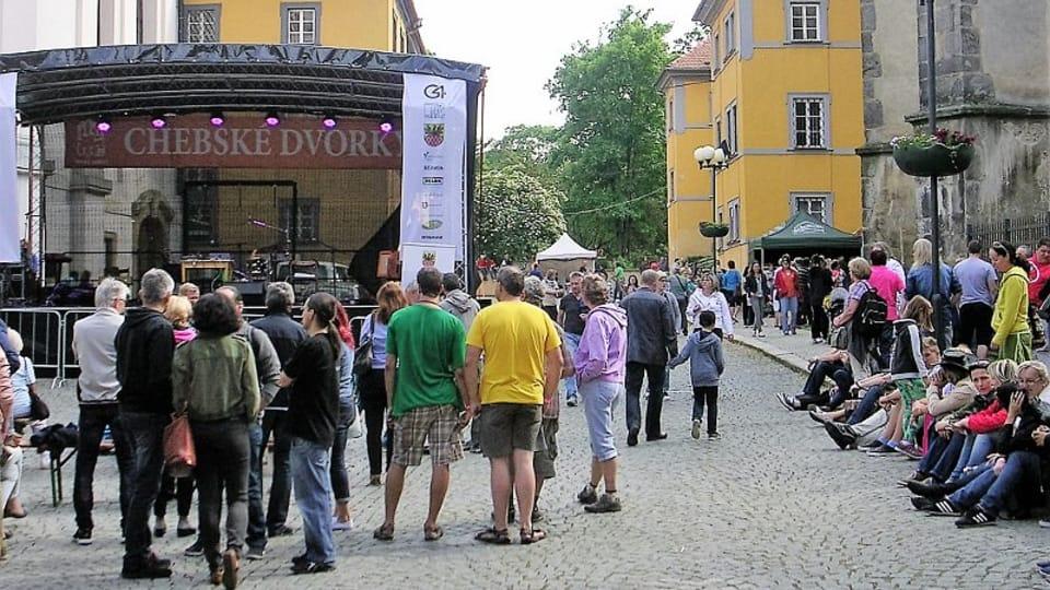 Open Air Festival Egerer Höfe  (Foto: Maria Hammerich-Maier)