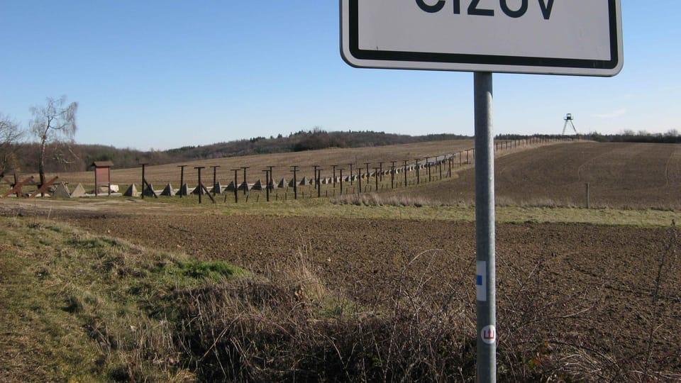 Grenzbefestigung in Čížov  (Foto: Dominik Jůn)
