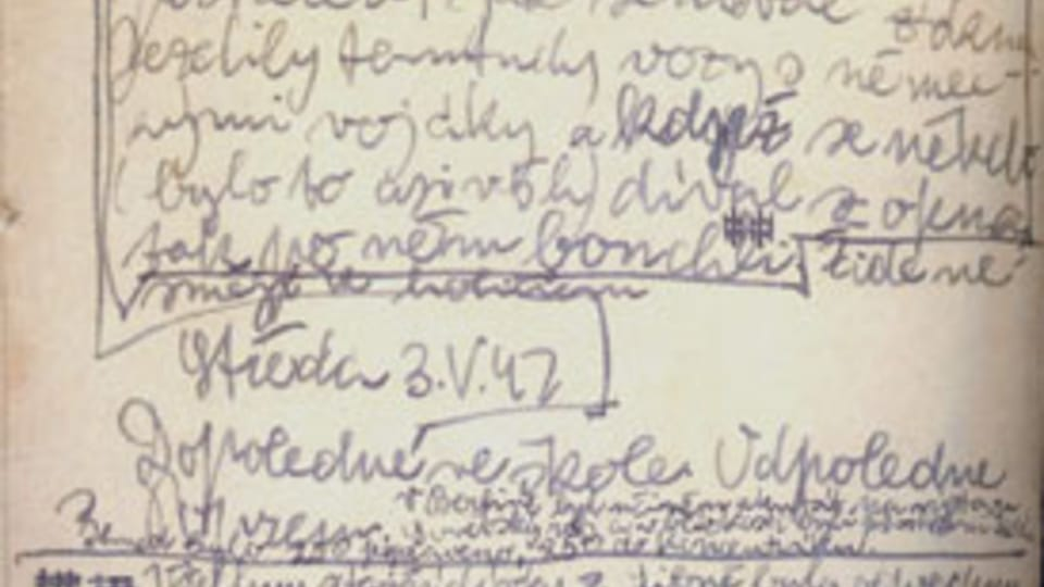 Petrs Tagebuch