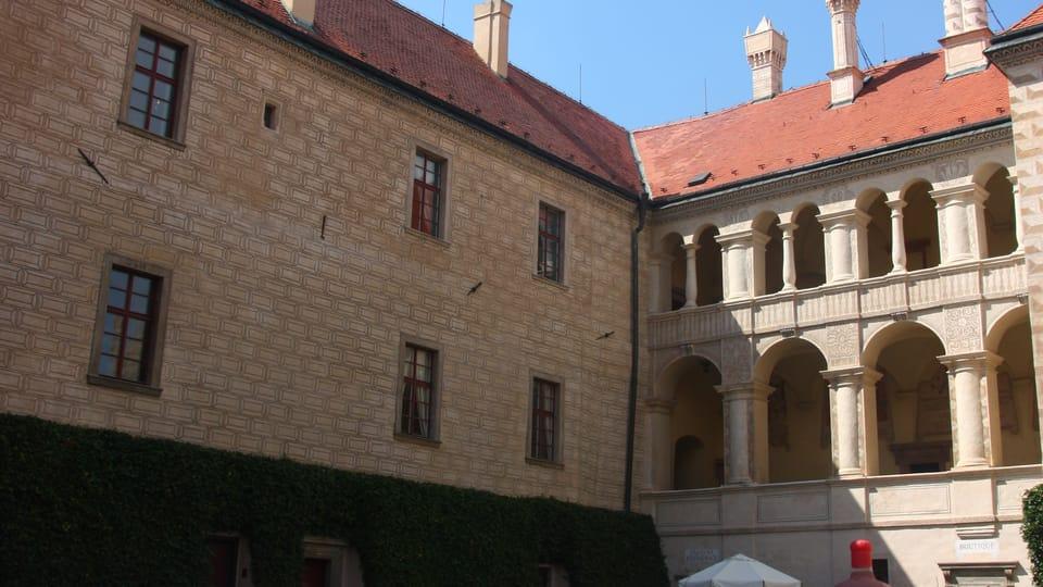 Schloss Mělník  (Foto: Štěpánka Budková)