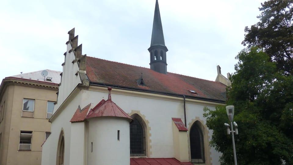 Kirche Mariä Verkündigung  (Foto: Klára Stejskalová)