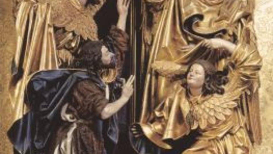 Taufe des Hl. Johannes des Täufers