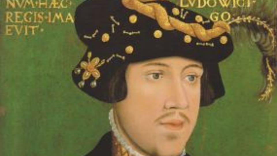 Hans Krell: Ludwig II.  (Böhmen und Ungarn)