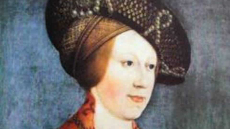 Hans Maler: Anna von Böhmen und Ungarn