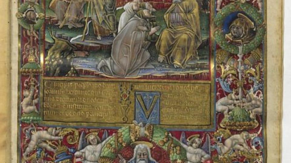 Francesco da Castello: Cassianus