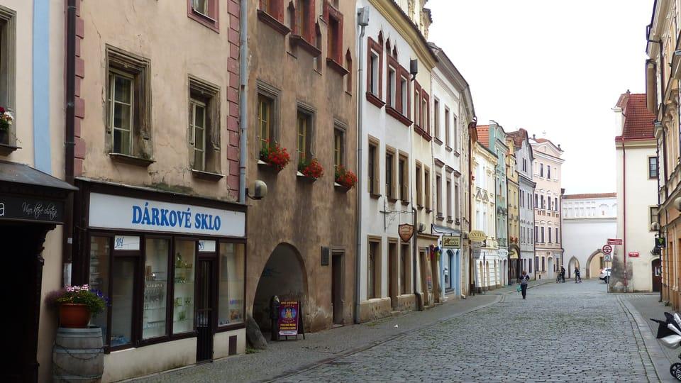 Pernstein-Straße  (Foto: Klára Stejskalová)