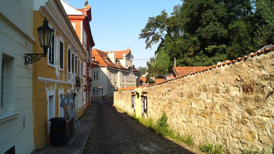 Neuwelt-Gasse  (Foto: Archiv des Tschechischen Rundfunks - Radio Prague International)