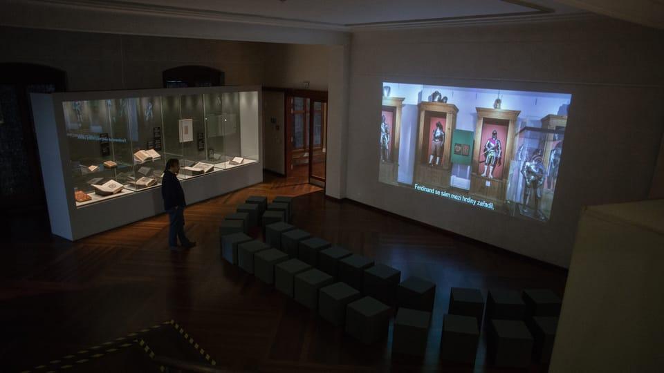 Foto: Helena Fikerová,  Archiv der Nationalgalerie in Prag