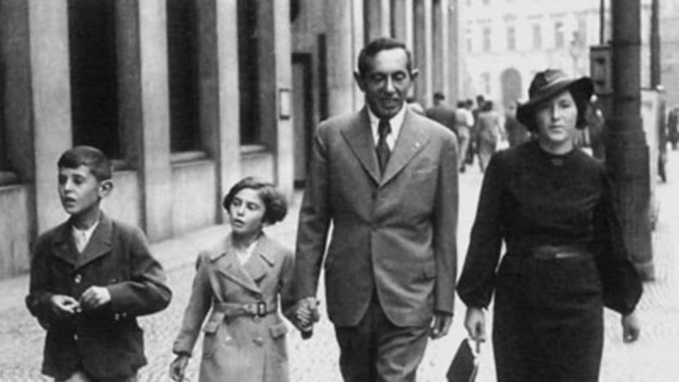 Familie Ginz  (1938,  Prag)