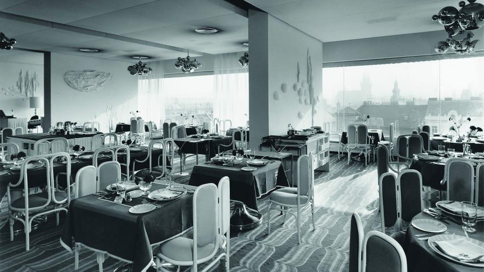Restaurant Golden Prague  (Foto: Archiv des staatlichen Denkmalschutzamtes)