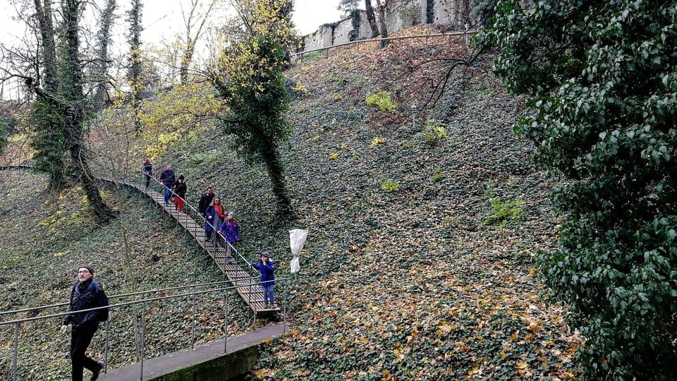 Hirschgraben  (Foto: Štěpánka Budková)