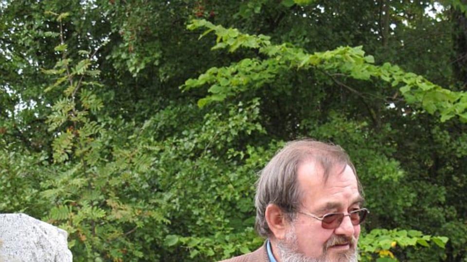 Jiří Jukl  (Foto: Martina Schneibergová)