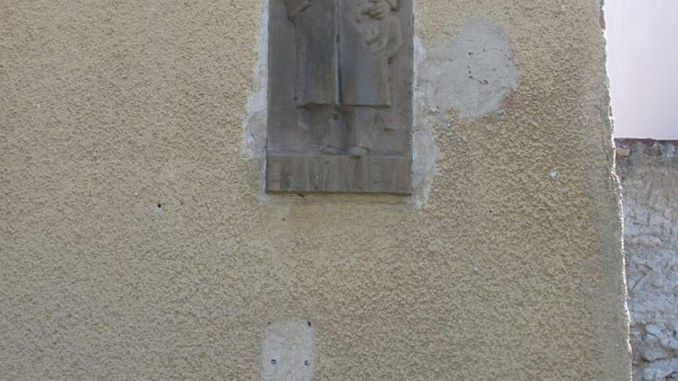 Kafka-Denkmal in Siřem  (Foto: Gortyna,  CC BY-SA 3.0)