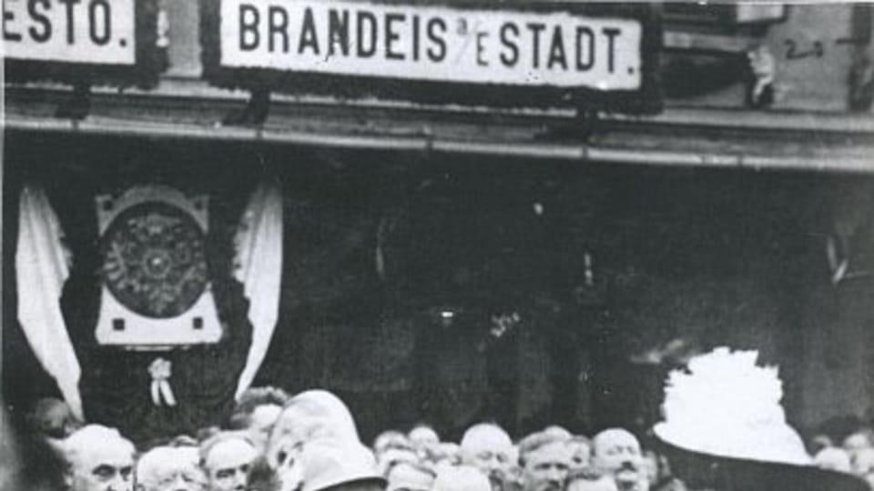 Karl I. in Brandýs