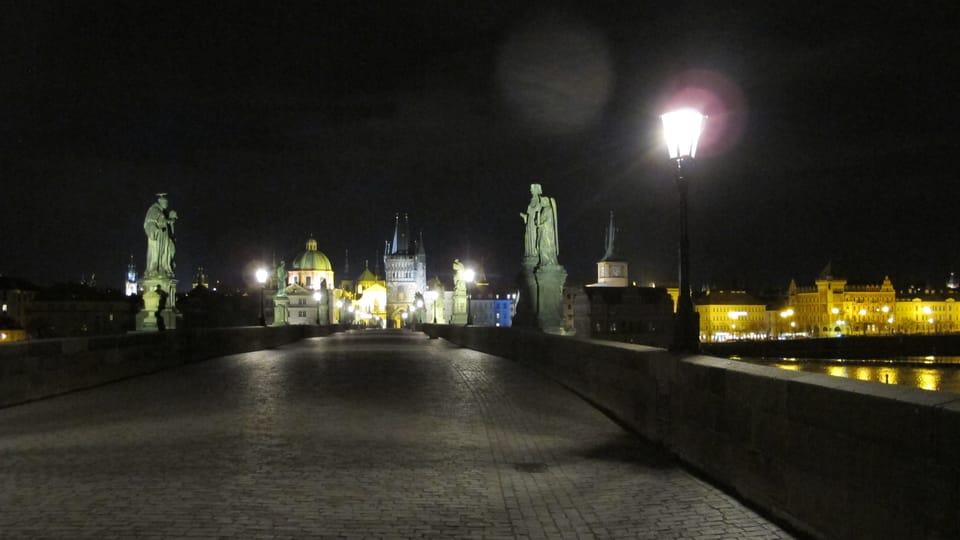 Karlsbrücke  (Foto: Kristýna Maková / Praha křížem krážem)