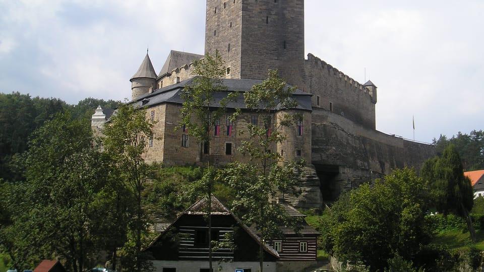 Burg Kost  (Foto: Magdalena Kašubová)
