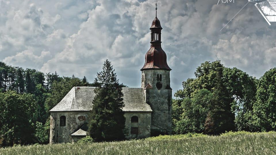 Kirche Mariä Heimsuchung in Horní Vítkov  (Foto: Zdeněk Dam)