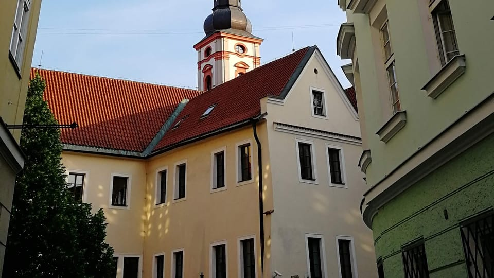 St. Bartholomäus-Kirche  (Foto: Štěpánka Budková)