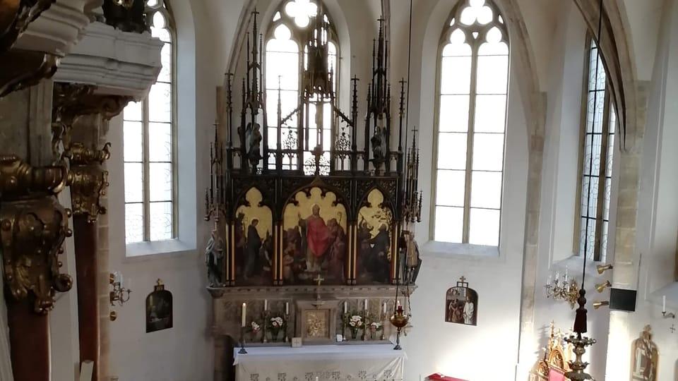 St-Adalbert-Kirche  (Foto: Štěpánka Budková)