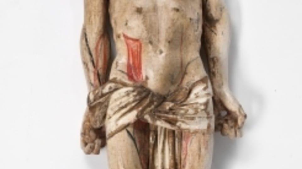 Christus aus Littau  (Foto: Erzdiözesanmuseum Olomouc)