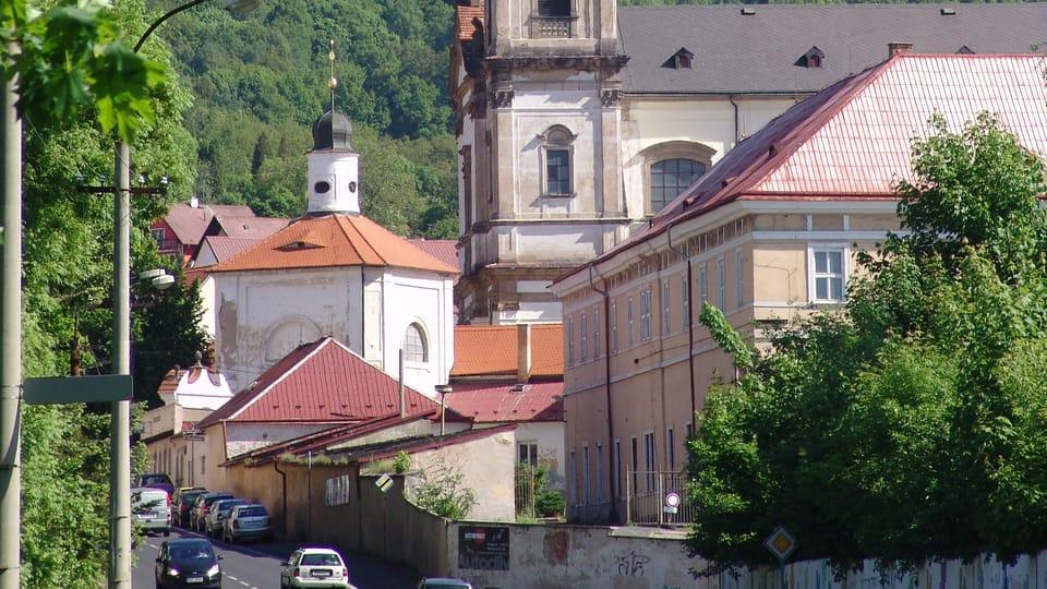 Wallfahrtskirche der Schmerzhaften Mutter Gottes in Bohosudov / Mariaschein  (Foto: Archiv des Tschechischen Rundfunks - Radio Prag)