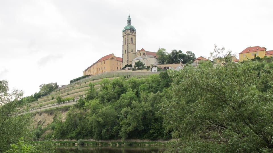 Schloss Mělník  (Foto: Archiv des Tschechischen Rundfunks - Radio Prague International)