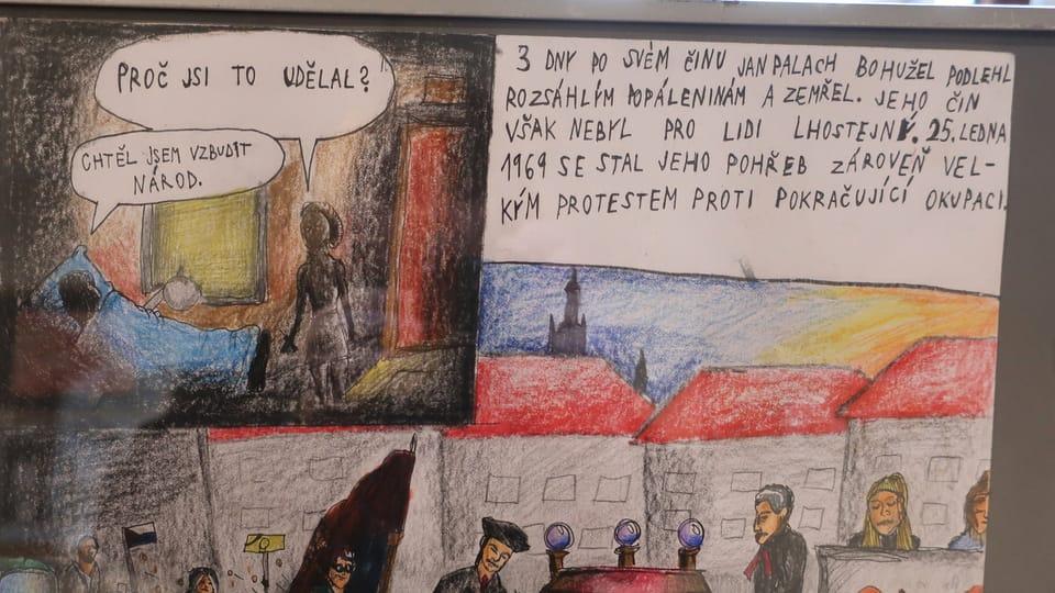 """Ausstellung """"Wege zur Freiheit""""  (Foto: Martina Schneibergová)"""