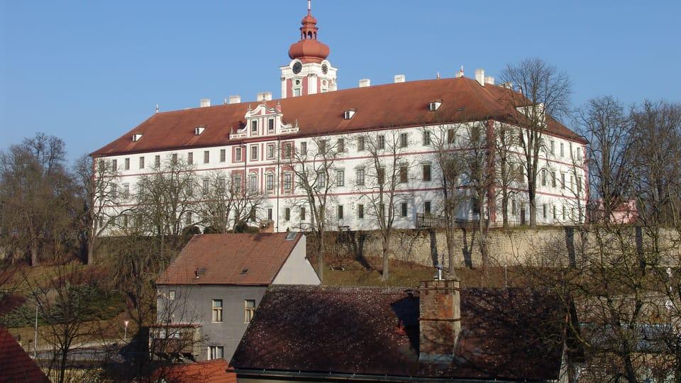 Schloss Mnichovo Hradiště  (Foto: Archiv des Tschechischen Rundfunks - Radio Prague International)