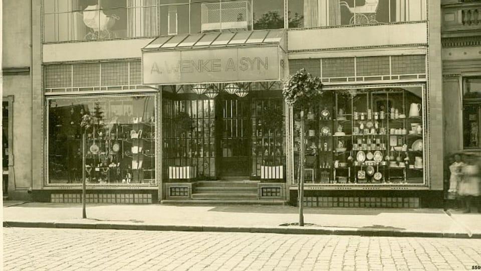 Wenke-Haus  (Foto: Archiv des Stadtmuseums von Jaroměř)