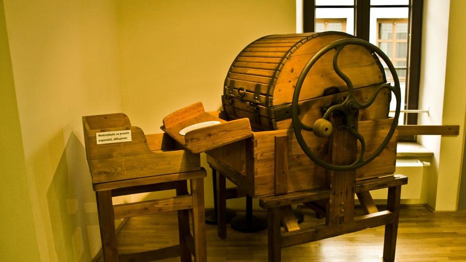 Museum AW der Olmützer Quargel  (Foto: Vít Pohanka)