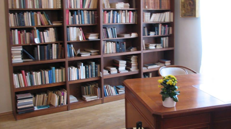 Zimmer von Anastáz Opasek  (Foto: Martina Schneibergová)