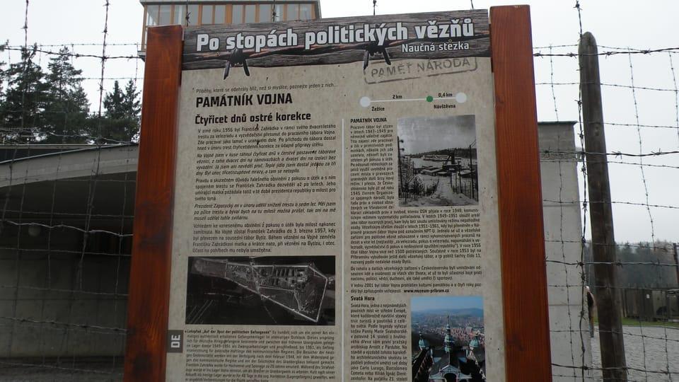 Gedenkstätte Vojna  (Foto: Martina Schneibergová)