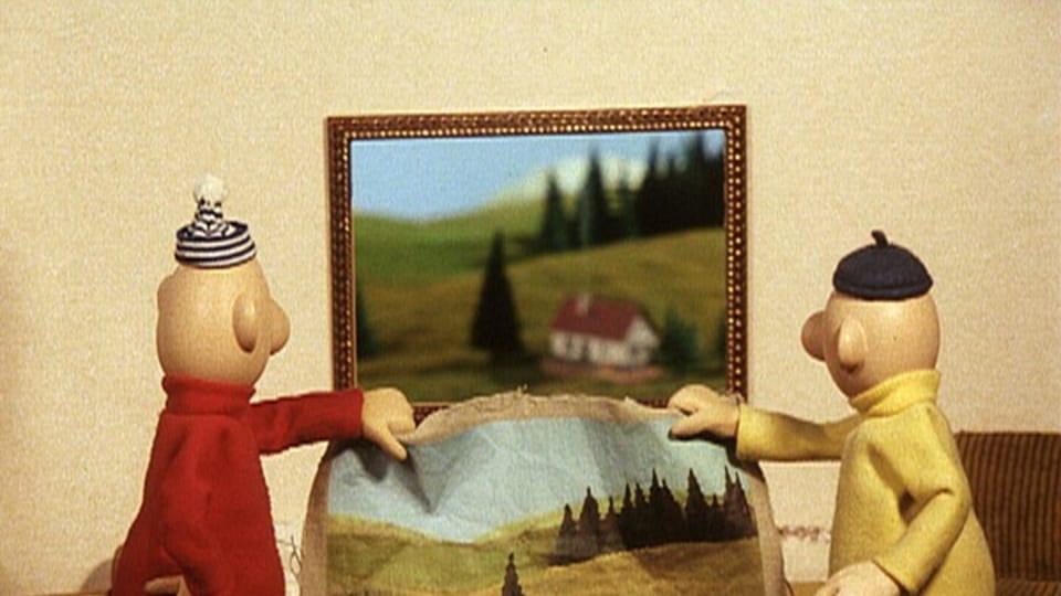 Pat und Mat  (Foto: Tschechisches Fernsehen)